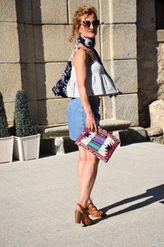 Muy buenos días! http://www.diseneitorforever.es/summer-stripes-look/ #ootd   #outfit   #outfitoftheday   #outfit-ideas   #look   #lookoftheday   #style   #styleblogger