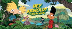 Image result for hey arnold the jungle movie