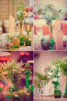 оформление свадьбы цветами  #wedding #rustic #decor