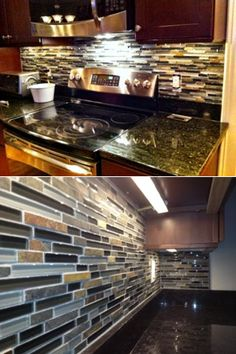 Backsplash Ideas For Uba Tuba Granite Countertops Ubatuba Granite