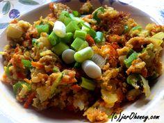 Veggie Hash (vegan paleo)