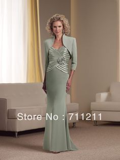 2013 Free Shipping Strapless Lace  Satin Knee Length Mothers of Bride  Special Guests Dress With Wrap $89.99