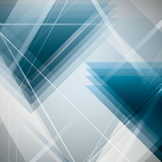 Abstract Layers Graphic available in EPS vector format // abstract, angle, background, blue, geometry, lines, modern, shapes, triangle, triangles, vector