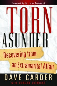 Torn Asunder: Recovering From an Extramarital Affair by Dave M. Carder http://www.amazon.com/dp/0802471358/ref=cm_sw_r_pi_dp_RJW6tb01FMMJ7
