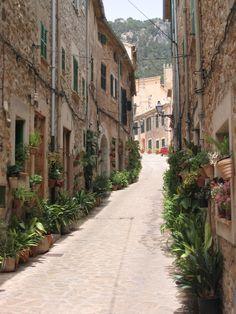Valldemossa - Amazingly beautifull village. Also quite touristy so half a day will do!