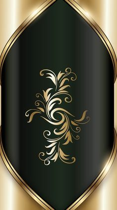 Black & gold wallpaper by artist unknown bling wallpaper Wallpaper S7 Edge, Bling Wallpaper, Flowery Wallpaper, Luxury Wallpaper, Mobile Wallpaper, Pattern Wallpaper, Cellphone Wallpaper, Iphone Wallpaper, Black Backgrounds