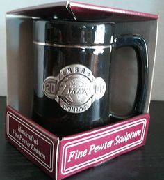 Los Angeles Lakers Pewter Emblem NBA Champions 2001 Mug Look what I found on @eBay! http://r.ebay.com/KayKH0