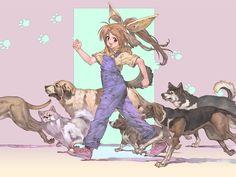 Yoh Yoshinari Animator