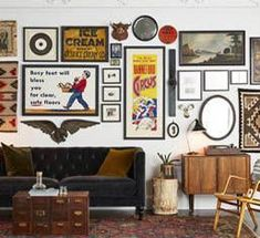 Astonishing Unique Ideas: Vintage Home Decor Victorian Awesome modern vintage home decor apartment therapy.Southern Vintage Home Decor Front Porches vintage home decor industrial farmhouse style.Southern Vintage Home Decor Front Porches. Eclectic Living Room, Eclectic Decor, Living Room Decor, Eclectic Gallery Wall, Eclectic Bedrooms, Eclectic Design, Living Rooms, Vintage Walls, Vintage Decor