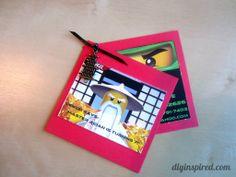 DIY Ninjago Birthday Invitations, easy invites I made for a birthday party. Ninjago Party, Lego Birthday Party, Birthday Games, Boy Birthday, Birthday Ideas, Birthday Parties, Lego Ninjago, Ninjago Games, Diy Invitations