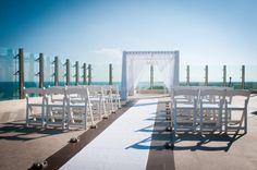 Sky Deck wedding gazebo