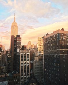 Good night beautiful city 🌙 Feels good to be back ✨ #home #sunset #view #nyc
