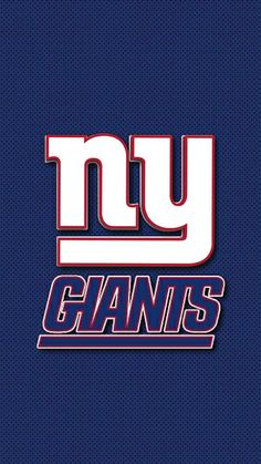 New York Giants Football, Nfl Football, New York Giants Logo, Modern Aprons, G Man, Sports Teams, Adrienne Bailon, Wallpaper, Jackson