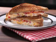 Lighter and Healthier Pimento Cheese