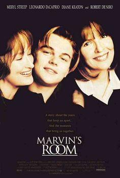 Um filme de Jerry Zaks com Meryl Streep, Leonardo DiCaprio : Quando Marvin (Hume Cronyn) sofre um derrame e fica incapacitado, sua filha Bessie (Diane Keaton) assume a tarefa de cuidar dele. Ela é também a responsável pela tia Ruth (Gwen Verdon), que sofre de uma doença na coluna desde criança e é viciada e...