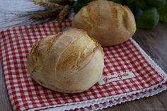 Panini+Croccanti+Veloci+-+Ricetta+Pane+con+e+senza+Bimby