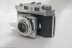The Agfa Karat IV was the final iteration of the Karat design and probably the most impressive of the line up. The cartridge film system of the early models was dropped in favour of the standard 35…