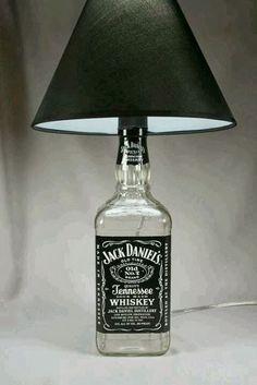 Jack Daniels Lampe Selber Bauen