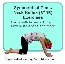 Symetrical Tonic Neck Reflex Exercises