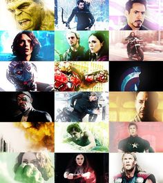 Avengers: Age of Ultron c: