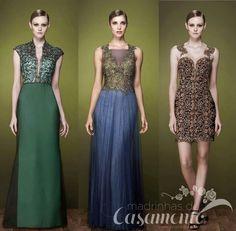 Vestidos de festa de 2014 para madrinhas, formandas,mães e convidadas