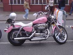 pink+and+white+motorcycles | 1130cc.com: The #1 Harley Davidson V-Rod Forum > V-ROD Discussions > V ...