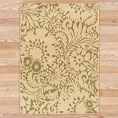 I'm in love with this outdoor rug. Thanks for the heads up about World Market, @Krista Dotson! $59.99