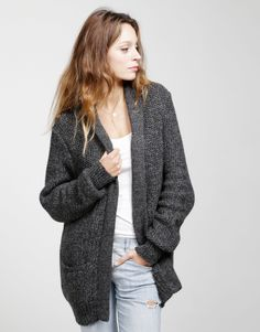 Love this sweater!..Georges Cardigan - wool and the gang