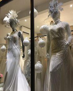 #pronovias #nurithen #christmaswindows #windowshopping #mirrormirror #londonbridalboutique #2017bride #2017wedding #weddingdress #bridalgown #couture #bespoke #designerbride #sayyestothedress #theone #weddingdressshopping #winterbride #springbride #summerbride Wedding Dress Shopping, Wedding Dresses, Winter Bride, Wedding 2017, Yes To The Dress, Mirror Mirror, Bridal Boutique, Bespoke, Bridal Gowns