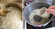 A incrível limpeza do arroz integral: desintoxique seu corpo e perca barriga sem passar fome!