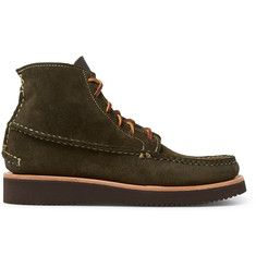 YuketenMaine Guide Suede Boots