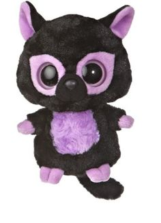 stuffed-animal-plush-5-BLACK-PANTHER-PURPLE-yoohoo-friends-aurora