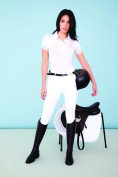 Equestrian Fashion : Pessoa by Horseware, spring-summer 2013 www.thebionicstore.com