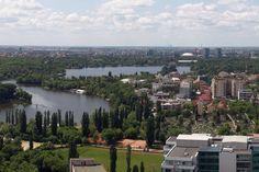Parcul Herăstrău Places Worth Visiting, Bucharest, Our World, Romania, Dolores Park, Beautiful Places, Castle, River, Country