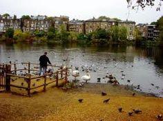 Hampstead Heath,london