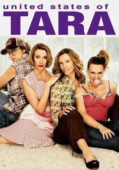 United States of Tara (2009) Artist and mother Tara Gregson has her hands full juggling her career, her kids and a major case of dissociative identity disorder. This series follows Tara's struggle to find her real self while keeping her six others straight.