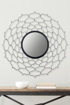 Curves Ahead Mirror by Safavieh on @HauteLook