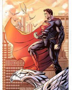 superman, man of steel, bvs By aswinskylar