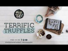 Terrific Truffles Recipe | We Are What We Eat