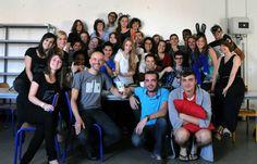 Au cours de notre 2ième année de licence nous avons eu un cours de créativité et nous avons eu la chance, mes camarades et moi même, de croisé le chemin de Jean-Baptiste Labrune. Ce cours nous a transformé à jamais et a marqué nos esprit.