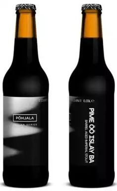 Põhjala Cellar Series - Pime Öö Islay Barrel Aged Imperial Stout. 7/10 pts