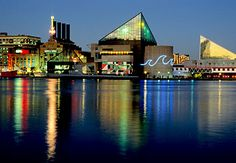 Baltimore, MD.  short visit while kevin was stationed there----loved it enough to want to go back!