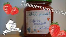 Erdbeermarmelade - Thermomix® - Rezept von Vanys Küche Recipes, Backen
