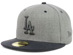 Los Angeles Dodgers MLB Heather Mashup 59FIFTY Cap Hats Vintage Baseball  Caps ddc8d8c69867