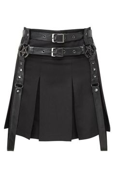 dfb26559d6afe Mayhem Light The Fire Mini Skirt  B