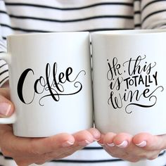 TGIF friends!!!  Hope you make today as amazing as you are!   ________________________  #tgif #friday #finallyfriday #fridayfeeling #coffeeplease #coffee #morningcoffee #wine #bringonthewine #weekend #entrepreneur #entrepreneurlifestyle #girlboss #bosslady #entrepreneurship #entrepreneurlife