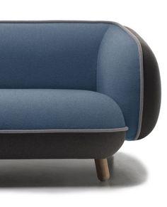 Snoopy canapé généreux par Iskos Berlin #sofa #furniture #canape