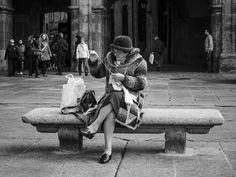 knitting — Javi Calvo Fotógrafo – Street Photography