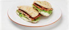 Oven Lovers: Ricotta and grilled tandoori chicken sandwich