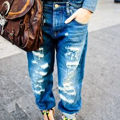#stealthelook #look #looks #streetstyle #streetchic #moda #fashion #style #estilo #inspiration #inspired #acessorios #calcajeans #jeans #denim #Boyfriend